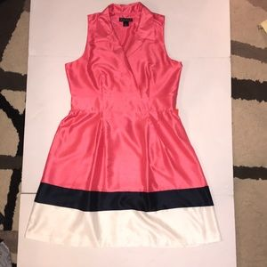 Jessica Howard Coral dress with Tie- Size 18